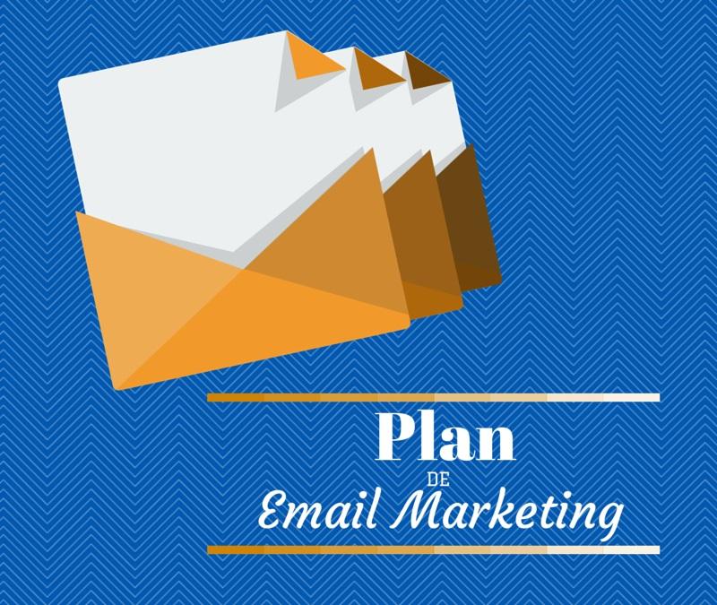 Cómo hacer un plan de email marketing eficaz para tu negocio en 7 sencillos pasos